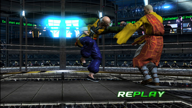 Virtua Fighter 5 Screenshot 7