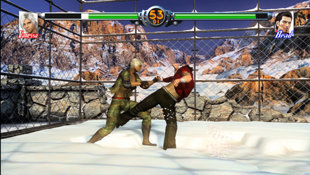 Virtua Fighter 5 Screenshot 14