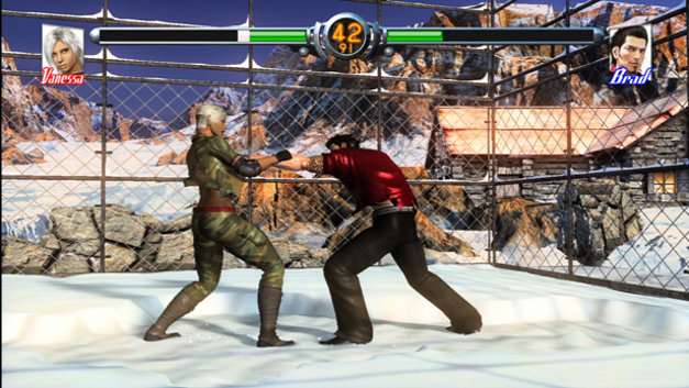 Virtua Fighter 5 Screenshot 16