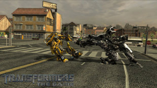 Transformers: The Game Screenshot 2