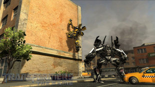 Transformers: The Game Screenshot 3