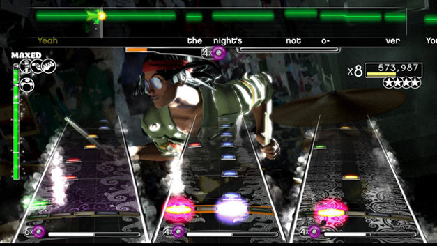 Rock Band™ Screenshot 7