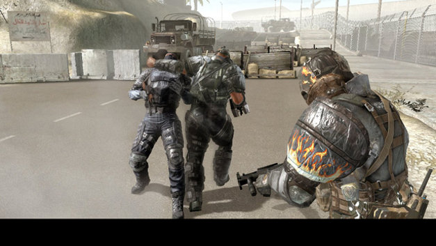 Army of Two Screenshot 4