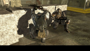 Army of Two Screenshot 5