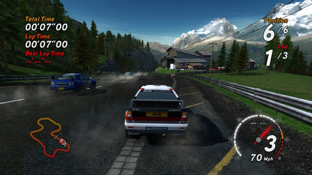 Sega Rally Revo™ Screenshot 10