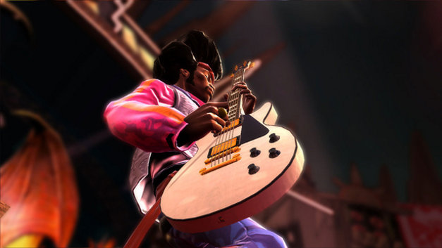 Guitar Hero® III: Legends of Rock Screenshot 7