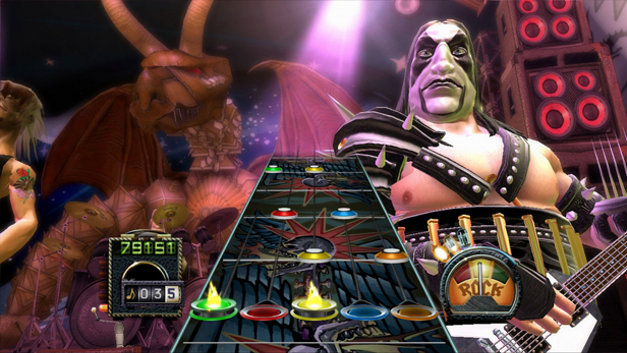 Guitar Hero® III: Legends of Rock Screenshot 1