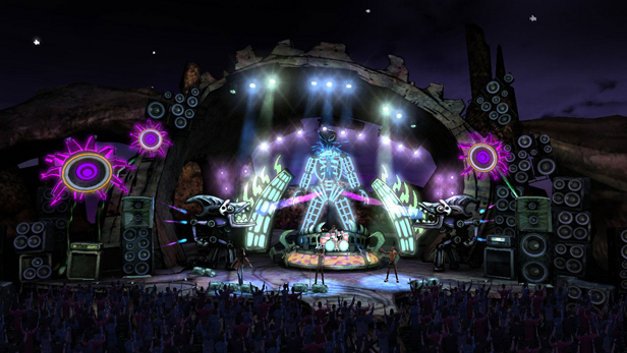 Guitar Hero® III: Legends of Rock Screenshot 4