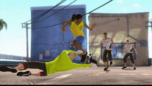 FIFA Street 3 Screenshot 3