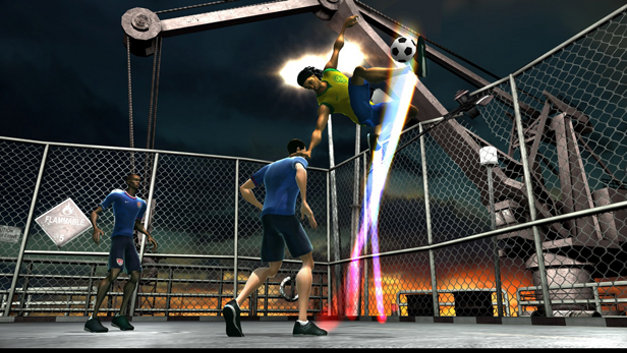 FIFA Street 3 Screenshot 7