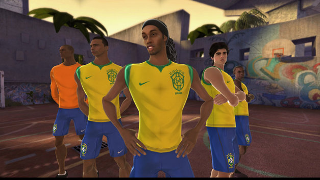 FIFA Street 3 Screenshot 1