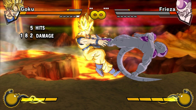 Dragon Ball Z: Burst Limit Screenshot 4
