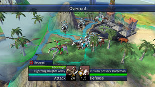 Sid Meier's Civilization Revolution Screenshot 3