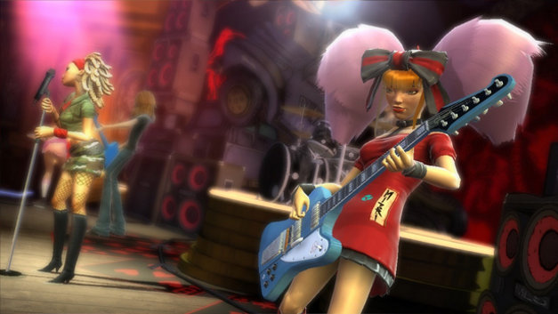 Guitar Hero®: Aerosmith Screenshot 4