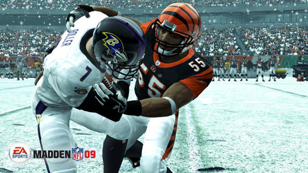 Madden NFL 09 Screenshot 10