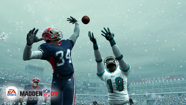 Madden NFL 09 Screenshot 13