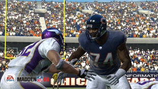 Madden NFL 09 Screenshot 8