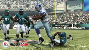 Madden NFL 09 Screenshot 15