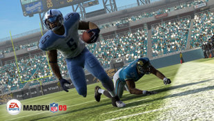 Madden NFL 09 Screenshot 6