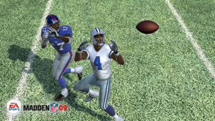 Madden NFL 09 Screenshot 2