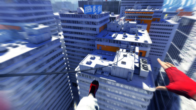 Mirror's Edge™ Screenshot 13