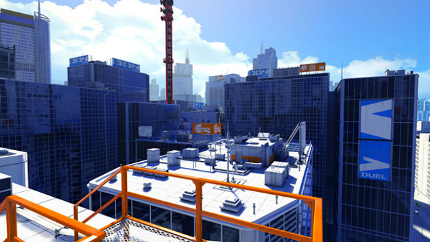Mirror's Edge™ Screenshot 10