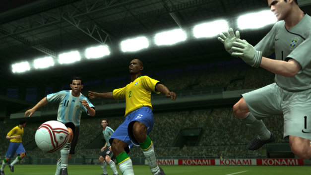 Pro Evolution Soccer 2009 Screenshot 1