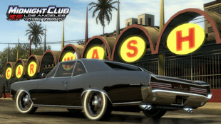 Midnight Club Los Angeles Screenshot 8