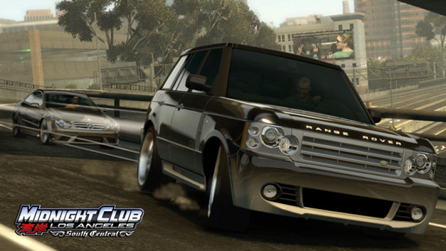 Midnight Club Los Angeles Screenshot 1
