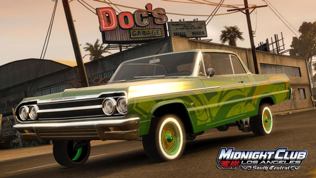 Midnight Club Los Angeles Screenshot 10