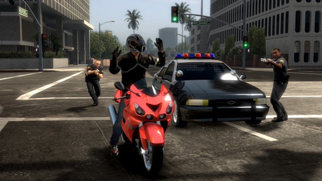 Midnight Club Los Angeles Screenshot 7