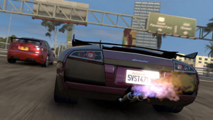 Midnight Club Los Angeles Screenshot 2