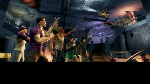 Saint's Row™ 2 Screenshot 4