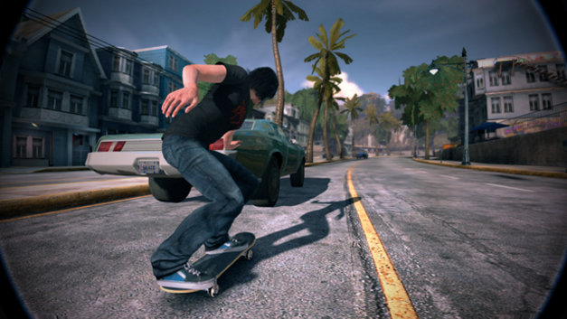 Skate 2 Screenshot 1