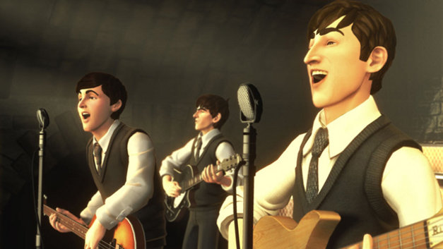 The Beatles™: Rock Band™ Screenshot 4