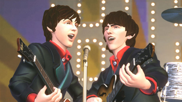 The Beatles™: Rock Band™ Screenshot 7