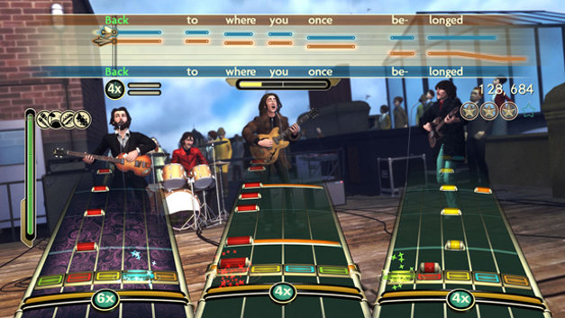 The Beatles™: Rock Band™ Screenshot 16