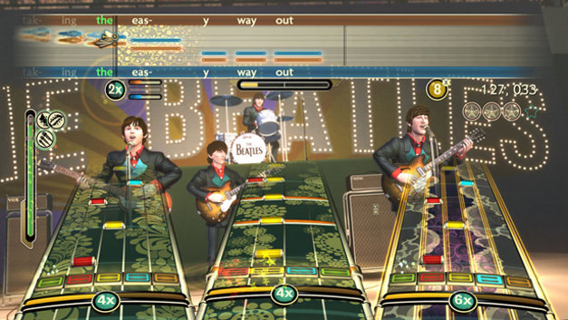 The Beatles™: Rock Band™ Screenshot 1