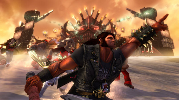 Brutal Legend™ Screenshot 4