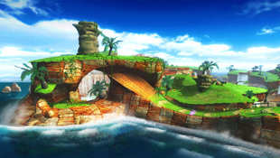Sonic & Sega All-Stars Racing™ Screenshot 5