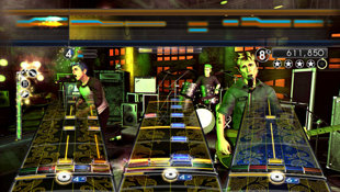 Green Day: Rock Band® Screenshot 2