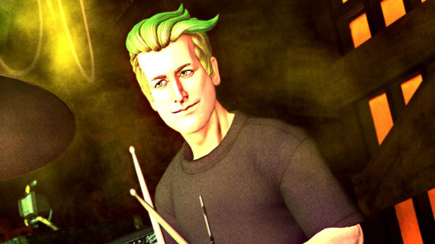 Green Day: Rock Band® Screenshot 1