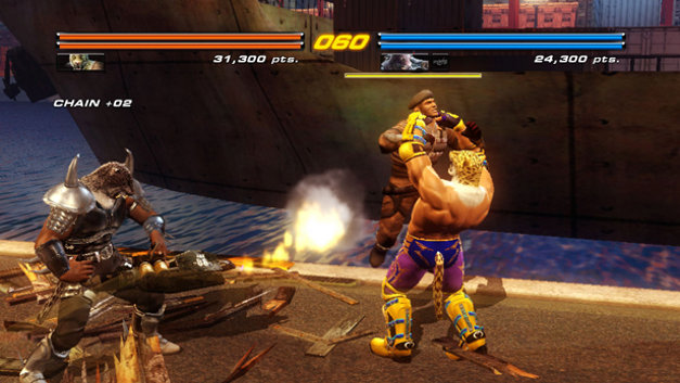 Tekken®6 Screenshot 4