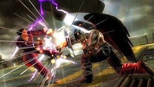 Tekken®6 Screenshot 2
