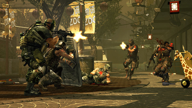 Army of Two™: The 40th Day Screenshot 10