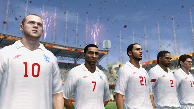 EA SPORTS 2010 FIFA World Cup South Africa™ Screenshot 4