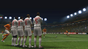EA SPORTS 2010 FIFA World Cup South Africa™ Screenshot 6
