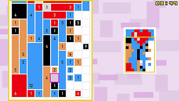 Block-a-Pix Deluxe - Screenshot INDEX