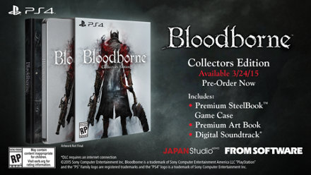 Bloodborne Collector's Edition