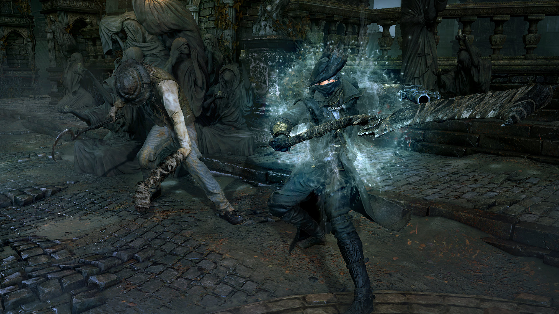 Bloodborne Game | PS4 - PlayStation